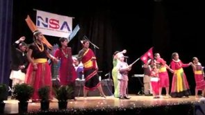 Nepali Cultural Nite by NSA at UTA