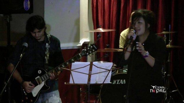 Nisarga Band Live at Himalayan Aroma