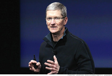 Apple CEO Tim Cook Confirms He's Gay