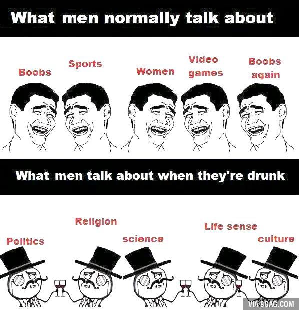 what-men-talk-about