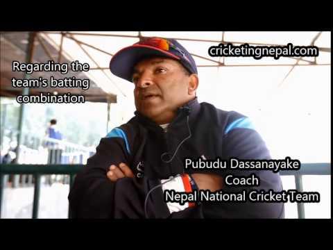 Coach Pubudu Dassanayake Talks About Division-II Cricket Tournament