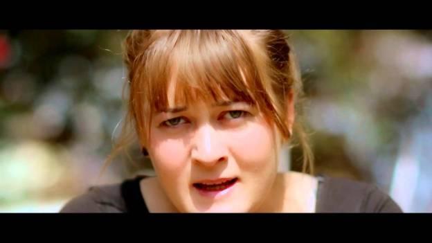 GERMAN GIRL 'HANNA G' SINGS NEPALI SONG – MAI RUNCHU