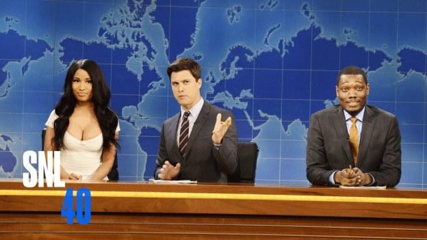 Kim Kardashian – Saturday Night Live