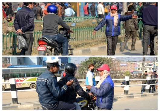 Kathmandu, Other Parts Of The Country Affected by Shutdown