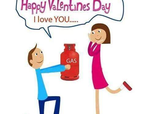 Valentines Day in Nepal 2015 (Funny)