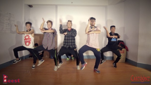 Jaalma (Resham Filili) – Dance Performance By Cartoonz Crew