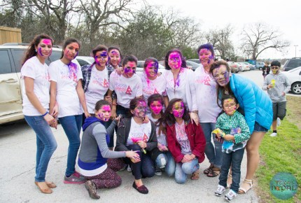Holi Celebration 2015 by ICA - Photo 100