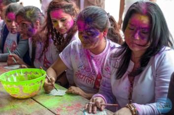 Holi Celebration 2015 by ICA - Photo 110