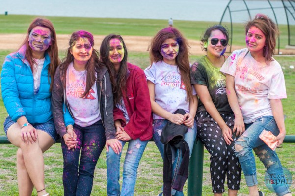 Holi Celebration 2015 by ICA - Photo 116