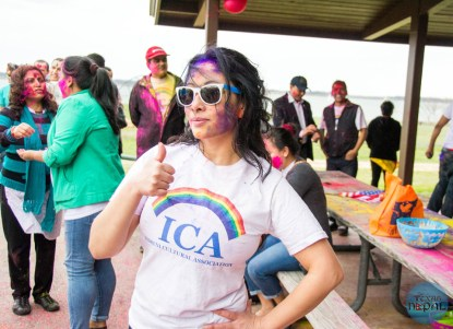 Holi Celebration 2015 by ICA - Photo 37