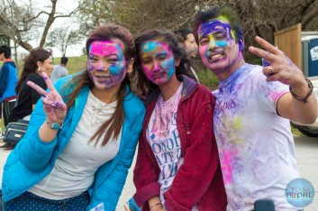Holi Celebration 2015 by ICA - Photo 89