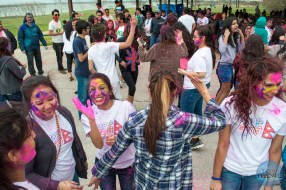 Holi Celebration 2015 by ICA - Photo 92