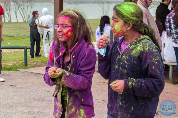 Holi Celebration 2015 by ICA - Photo 97