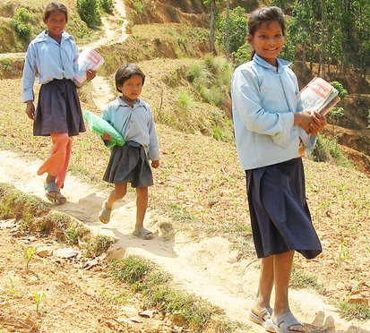 Schools Finally Resume After Earthquake