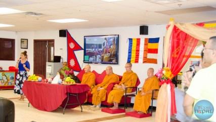 Buddha Jayanti Celebration 2015 in Irving, Texas