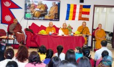 Buddha Jayanti Celebration 2015 in Irving, Texas
