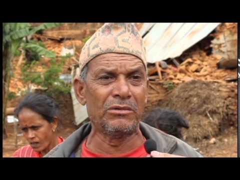 Nagarik Show: Nepal EarthQuake, Sindhupalchok