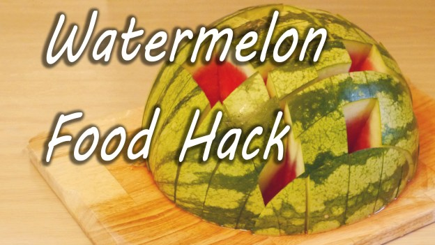 This Is How You Should Be Cutting Your Watermelon