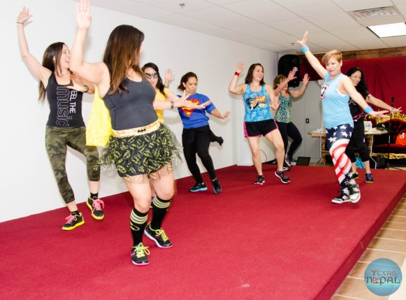 Zumba Dance for Earthquake Victims of Nepal Photo 19