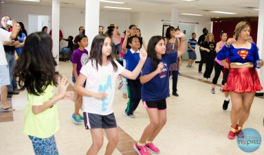 Zumba Dance for Earthquake Victims of Nepal Photo 23