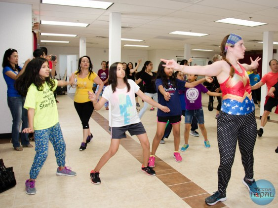 Zumba Dance for Earthquake Victims of Nepal Photo 28