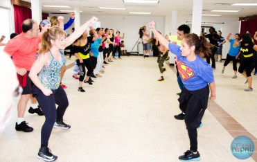 Zumba Dance for Earthquake Victims of Nepal Photo 31