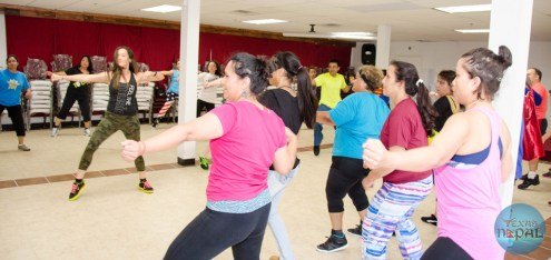 Zumba Dance for Earthquake Victims of Nepal Photo 32