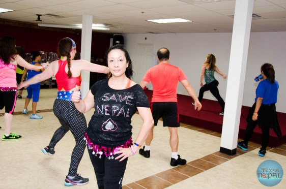 Dance for Earthquake Victims of Nepal