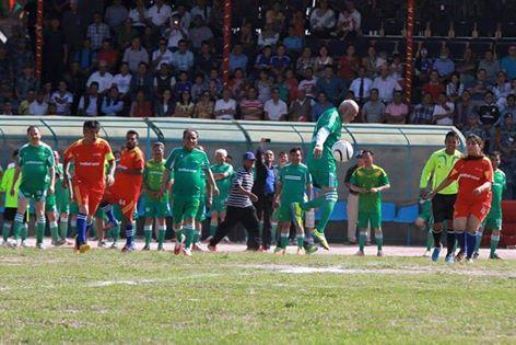 Friendly Football Match: Artistes Edge Out Political Leaders' Team 3-0 (Full Match Video)