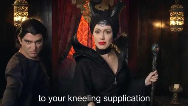 Epic Princess Rap Battle: Khaleesi Vs Maleficent