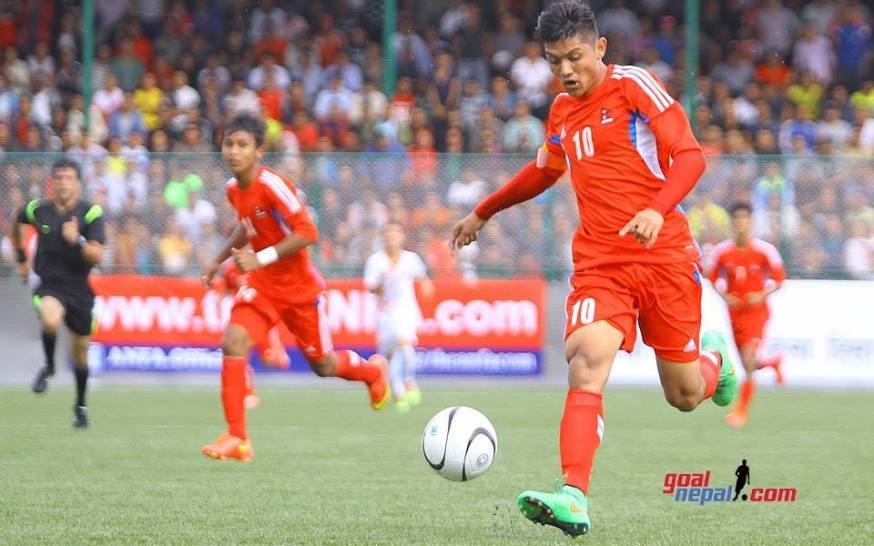 Nepal u19 Vs Bhutan U19 Bimal Gharti Magar GoalNepal 1