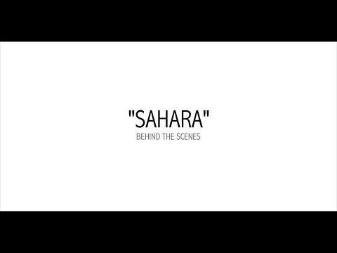 Giggle Fits: Go Behind The Scene of Uges Limbu's 'Sahara' Music Video