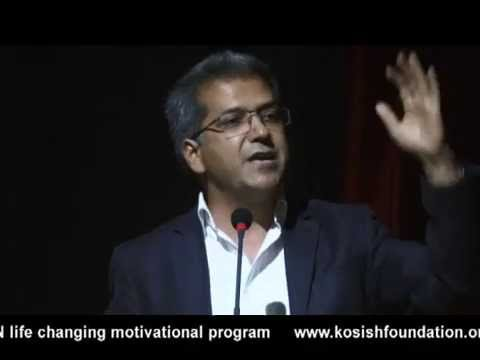 Mr. Rabindra Mishra At Pariwartan The Initiative By Kosish Healthcare Foundation