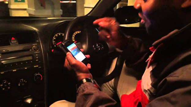 Cab Driver Finds The Song He'd Been Searching For 20 Years, Thanks To His Passengers
