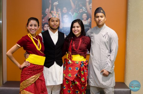 Dashain Cultural Program 2015 at UTD - Photo 1