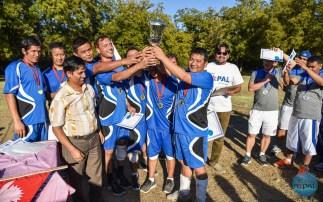 Dashain Volleyball Tournament 2015 Euless - Photo 25