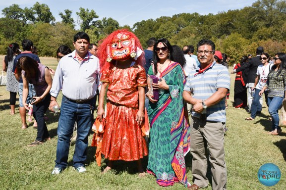 Indra Jatra Celebration 2015 Texas - Photo 110