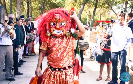 Indra Jatra Celebration 2015 Texas - Photo 36