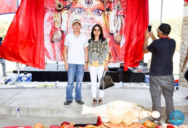 Indra Jatra Celebration 2015 Texas - Photo 77