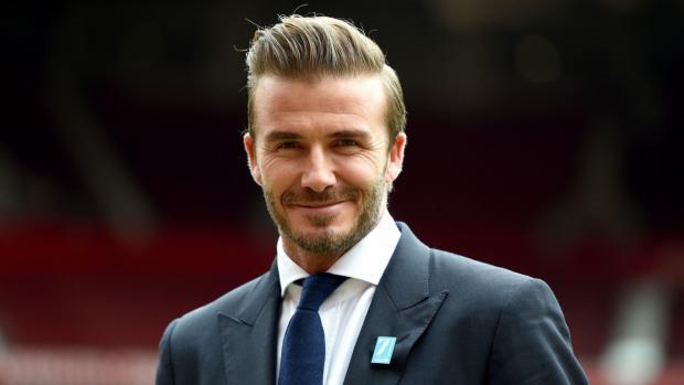 David Beckham in Nepal