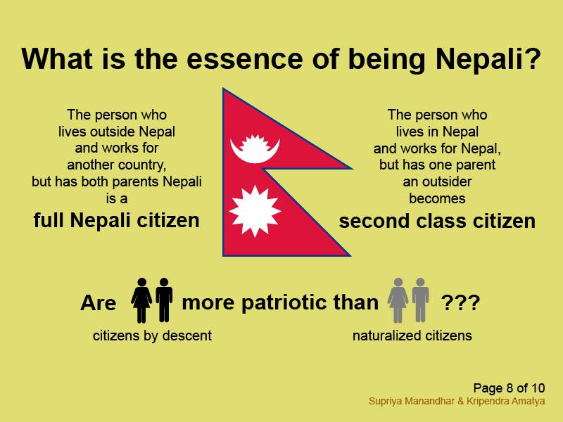 A Critique on the Citizenship Provision of the Constitution of Nepal 2072_8