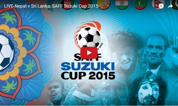 SAFF Suzuki Cup 2015: Nepal Vs Sri Lanka Watch LIVE!