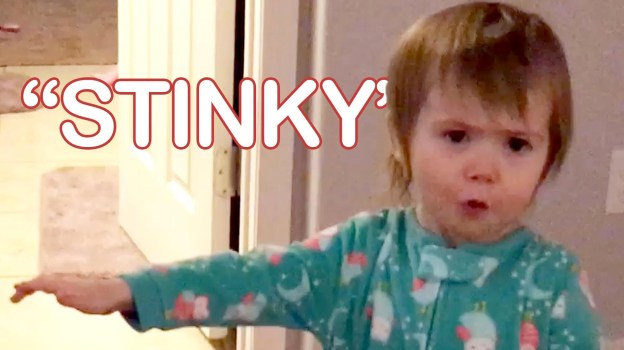 VIDEO: Little Girl Loves To Fart