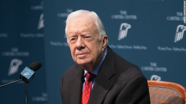 Jimmy Carter Asks Nepali Leaders To Resolve Ongoing Crisis