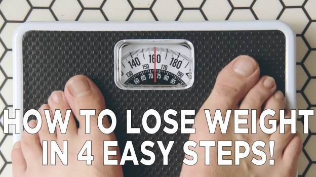 SHORT FILM: How To Lose Weight In 4 Easy Steps!