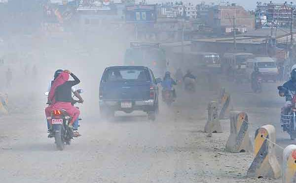 Kathmandu Ranked Third Most Polluted City