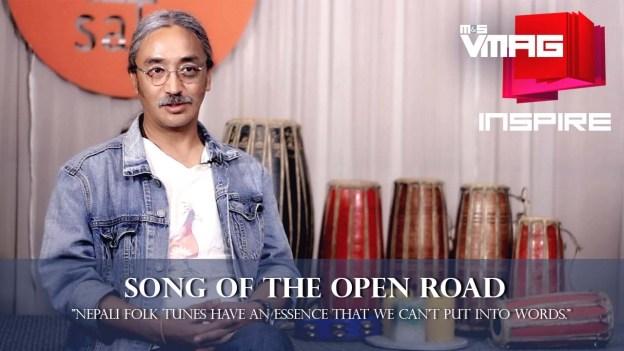 M&S Inspire – Amrit Gurung (Nepathya Frontman)