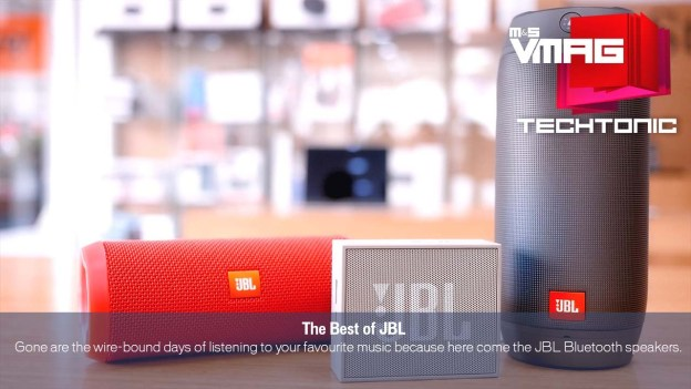 Gadget Review: JBL Go, Flip 3 and Pulse 2