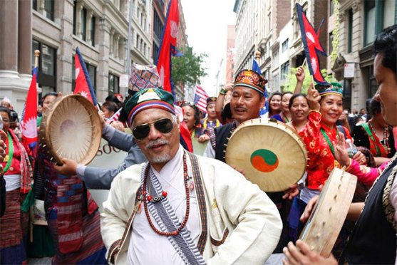 First Nepal Day Parade Observed In New York