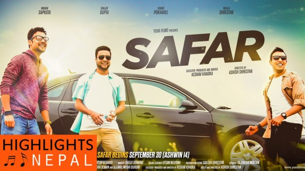 Upcoming Movie 'Safar' Releases Its Featured Single 'Ma Herdai Chhu'